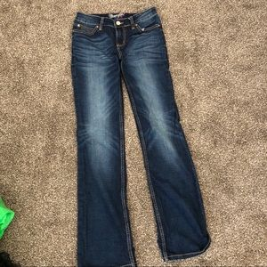 Wrangler Jeans size 3/4 x 34